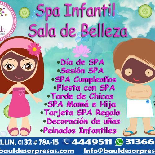 SPA 4 servicios