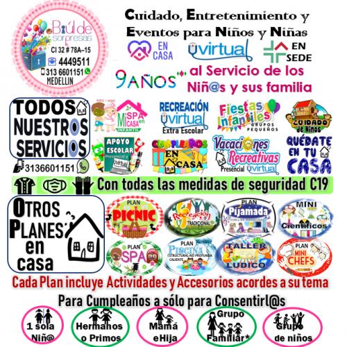 TODOS LOS SERVICIOS Y PLANES